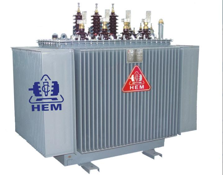 Máy biến áp phân phối HEM 100 – 6 & 10/0.4