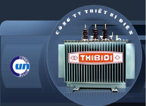 Máy biến áp THIBIDI 1250kVA - 15 (22)/0.4