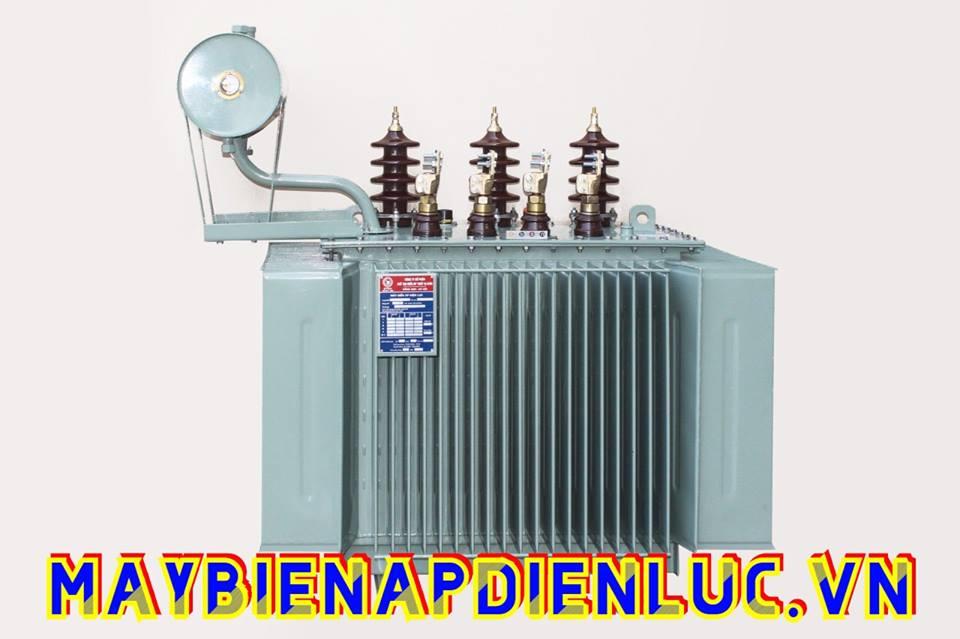 Máy biến áp đông anh EEMC.EVN-160-6&10/0.4